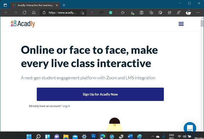 Acadly - Best Kahoot alternative