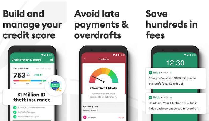 Advance cash app - brigit