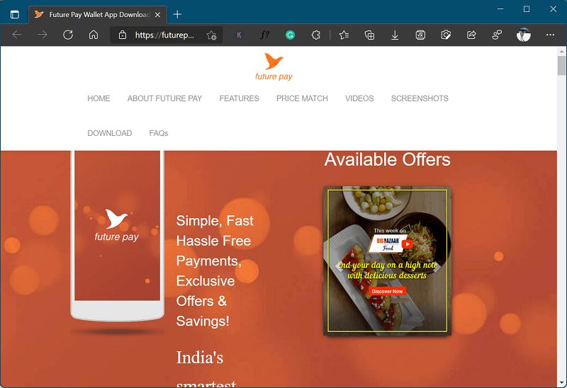 Futurepay - app like klarna