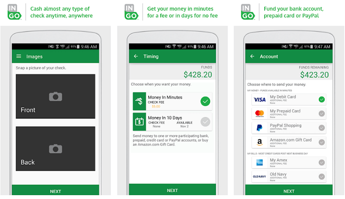 Advance cash app - ingomoney