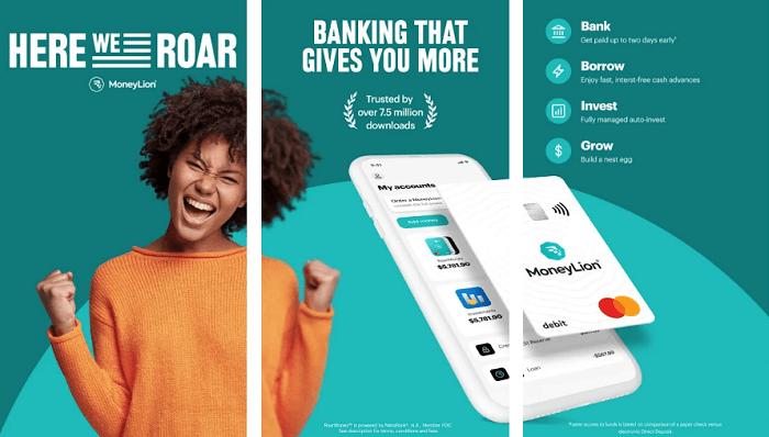 Advance cash app - moneylion