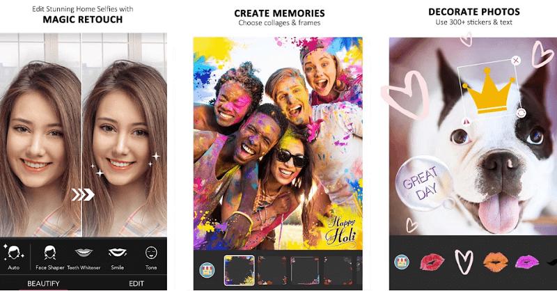 Youcam perfect - Snapchat alternative