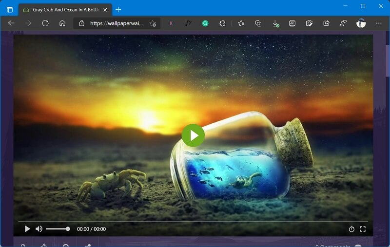 Wallpaper Waifu for Windows 10