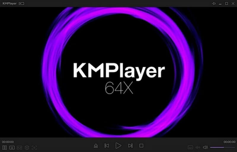 KM player for Windows 10