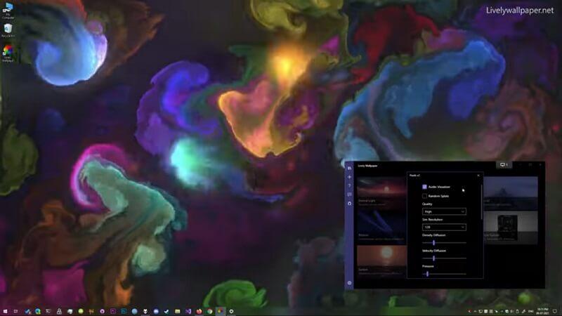 Lively Wallpaper for Windows 10