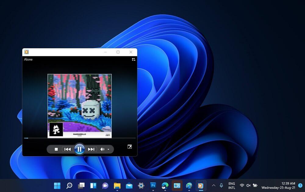 media player for windows 10
