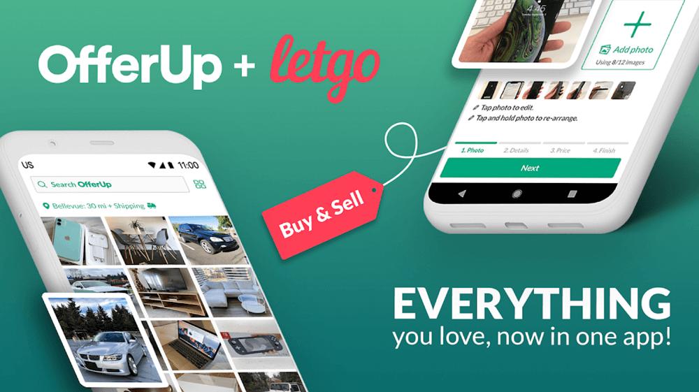 13 Best Apps like OfferUp (Alternatives)