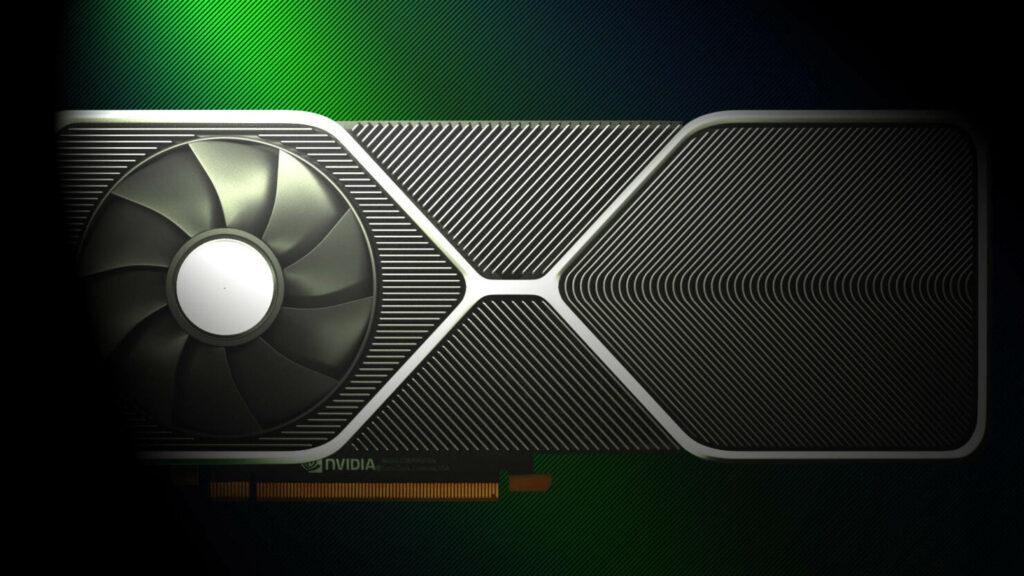 Geforce RTX 3080 Graphics Card