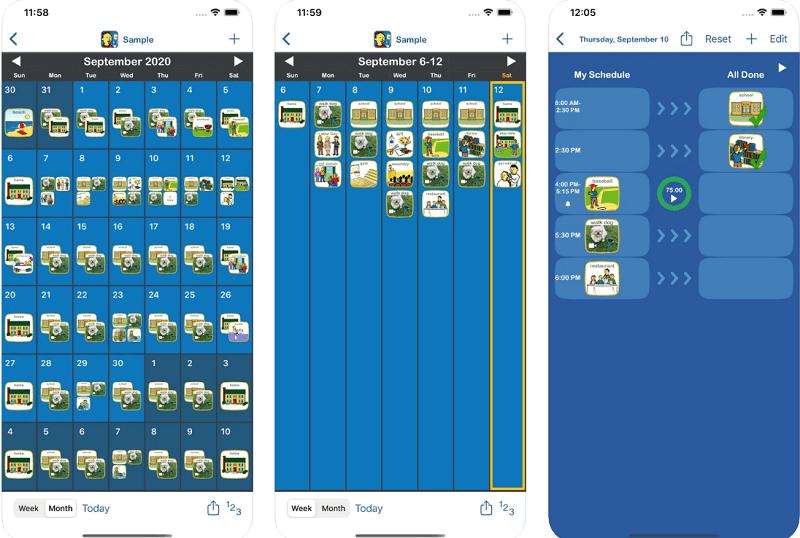 Choiceworks calendar app for iphone
