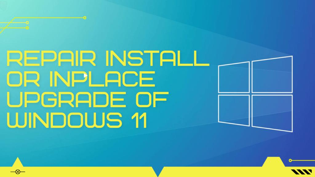 inplace upgrade windows 11