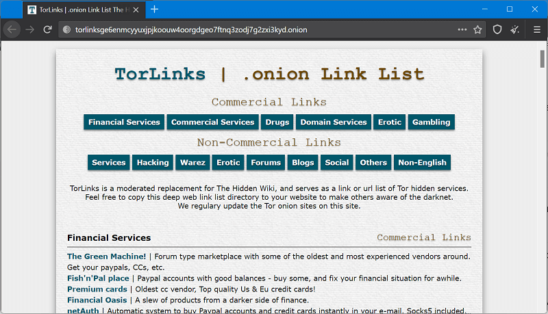 Tor links - Best Websites on the Dark Web (Onion Sites)