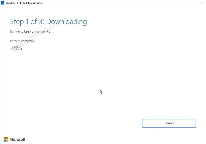 downloading Windows 11