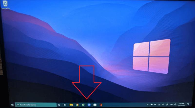 Fix - Windows 11 has Windows 10 Taskbar and Start Menu not working